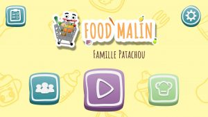 food malin - menu principal