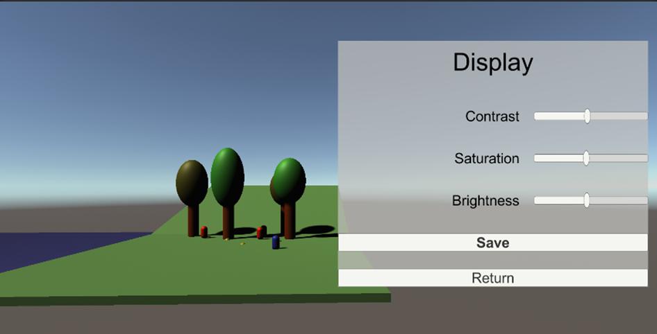 DisplayMenu